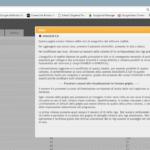 MyRisk platform users registry and contestual help