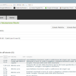 MyRisk users registry page-detail