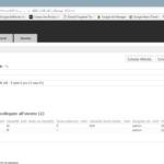 MyRisk users registry: med valutation page