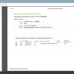 MyRisk users registry: med valutation print page